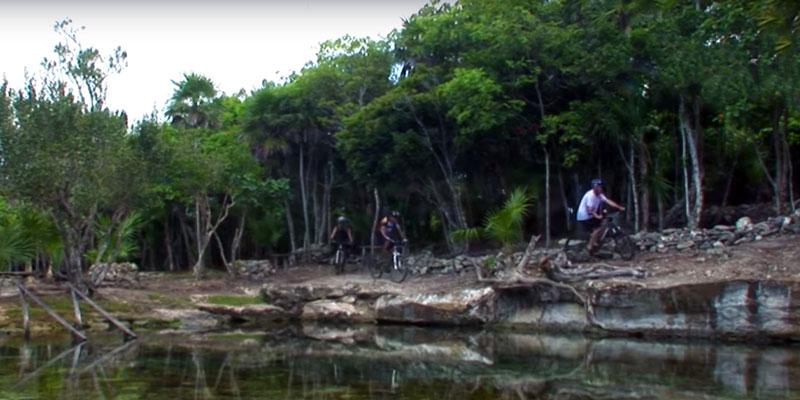 Mayan Riviera Biking