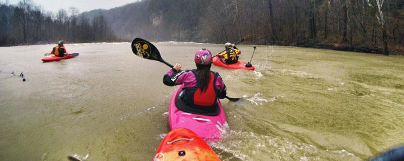 Bushmasters Kayaking